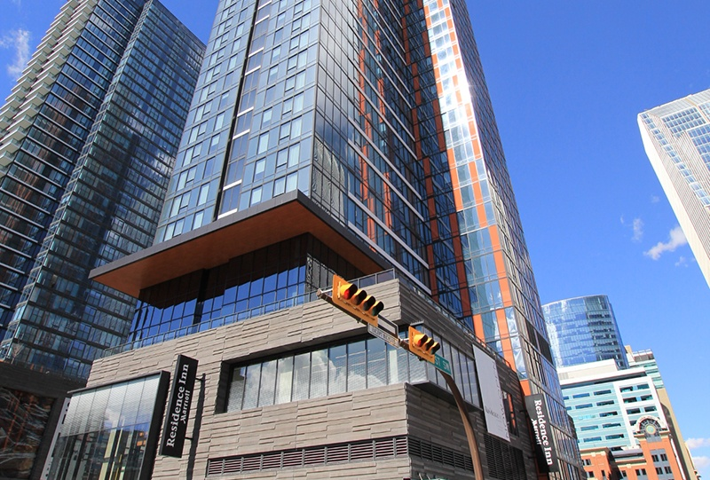 Marriot Residence Inn (Alberta Boot), Axiom Builders