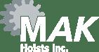 MakHoists Inc. Logo